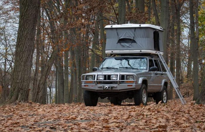 Есть палатки для самых холодных сезонов.