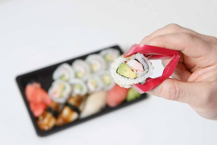 Поклонникам суши посвящается.