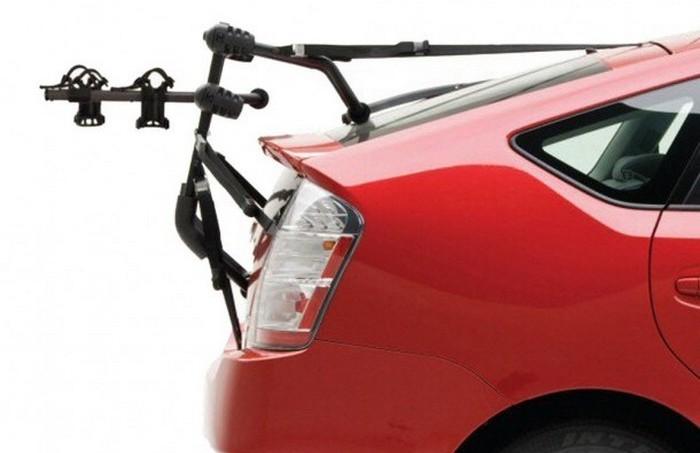 Универсальный штатив на два велосипеда.