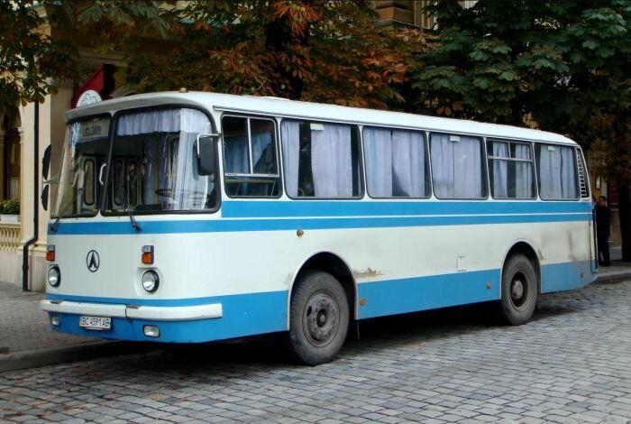 Якобы виной всему автобусы ЛАЗ. |Фото: patp76.ru.