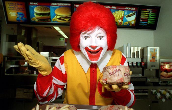 ...вкус детства! ...как родители! ...хочу в McDonald's!