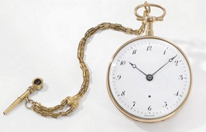 Часы Brequet Pocket Watch 1970 BA / 12.