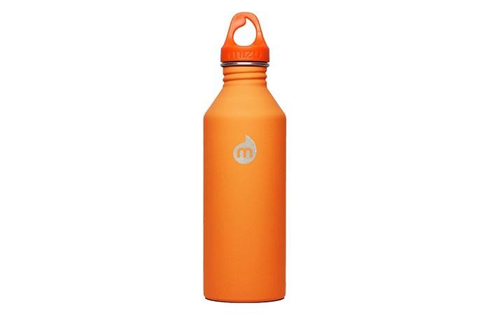 Отличная бутылка для питья на марше.