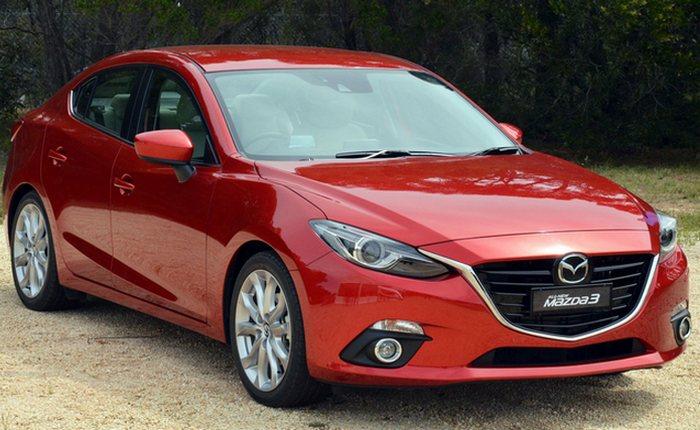 Mazda 3: экономично и безопасно.