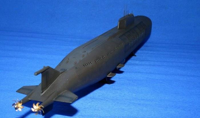 Подводная лодка Курск.
