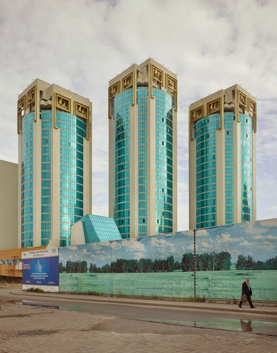 Жилой комплекс «Лазурный квартал» , Астана.