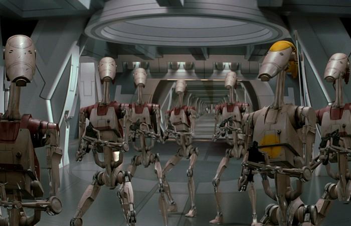 Технологии «Звездных войн»: «Дроиды».