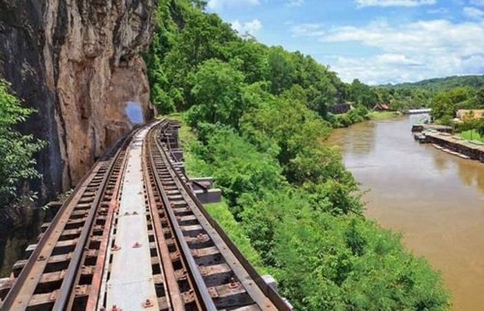 Завораживает и пугает: «Железная дорога Смерти».