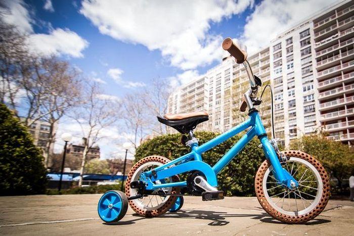Классический велосипед с инновационными возможностями.