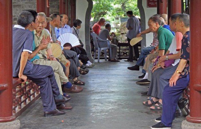 Демография в Китае.
