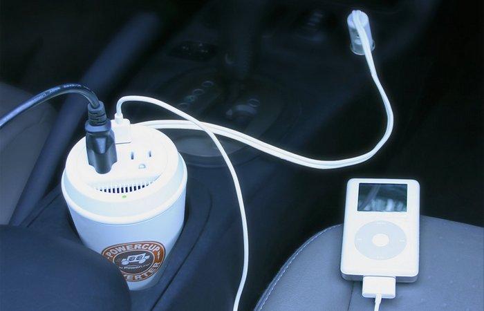 Автомобильная зарядка Power Line PowerCup.