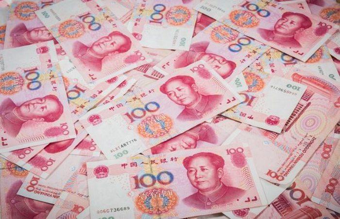 Увеличение заработной платы в Китае.