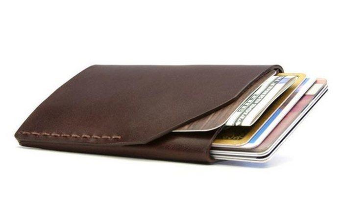 Мини-бумажник Bison № 2 Wallet.
