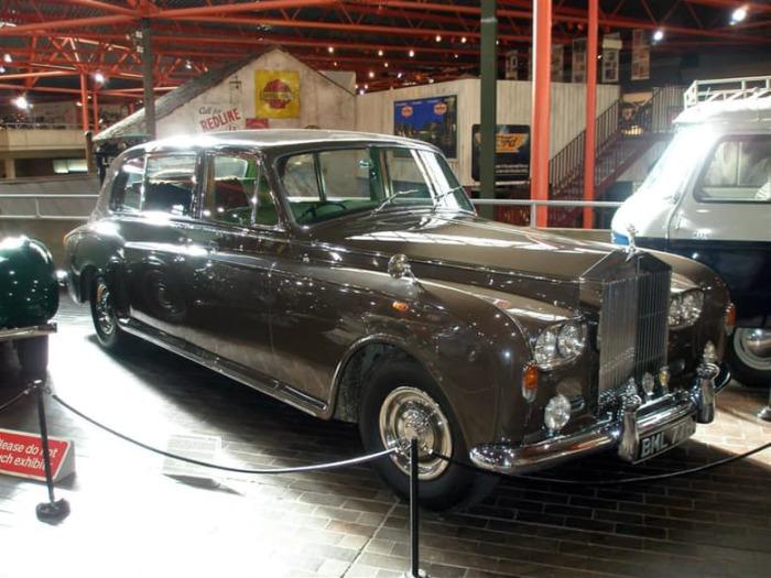 Первые государственные автомобили.