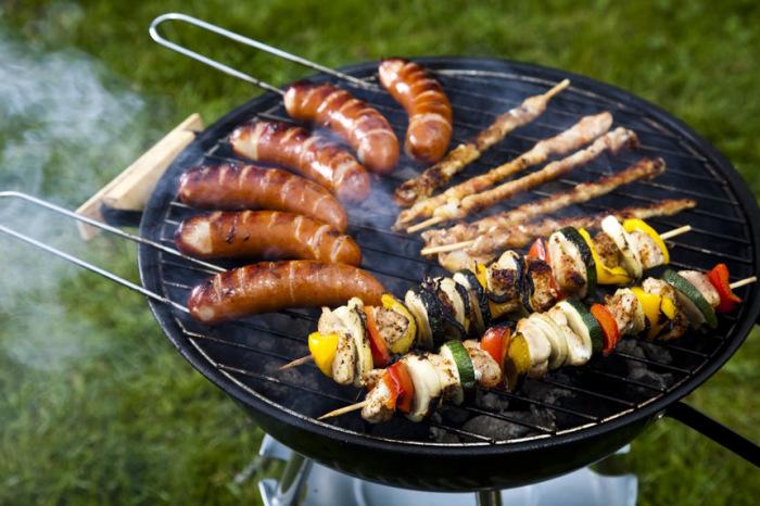 Все, что поможет вкусно готовить под открытым небом.