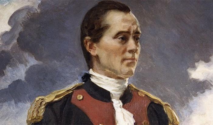 Капитан Джон Пол Джонс.
