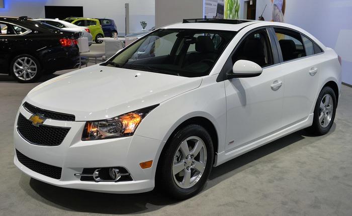 Chevrolet Cruze - весьма популярное авто.