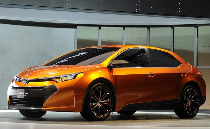 Toyota Corolla - рекордсмен среди малолитражек.