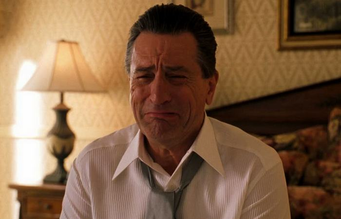 Вредная привычка: плакать при просмотре фильмов.