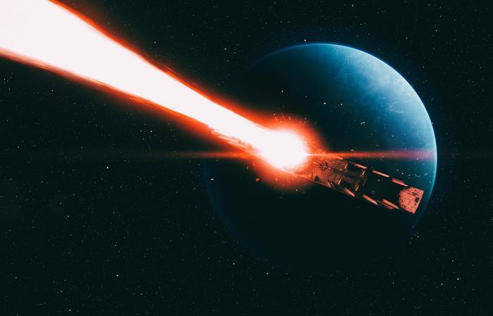 Технологии «Звездных войн»: «Тяговый луч».