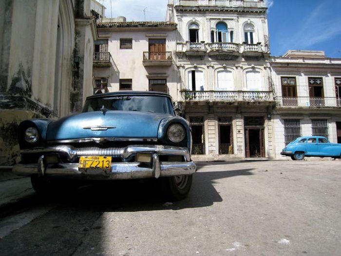 Кубинские Yank Tank.