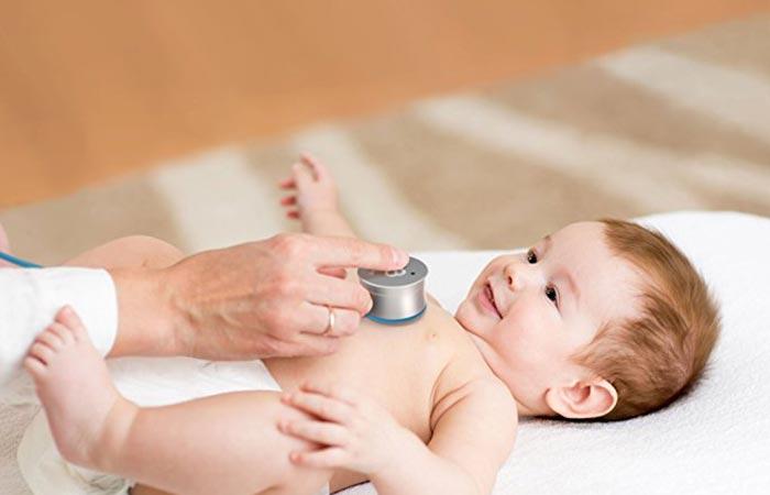 Медицинское обследование у себя дома.