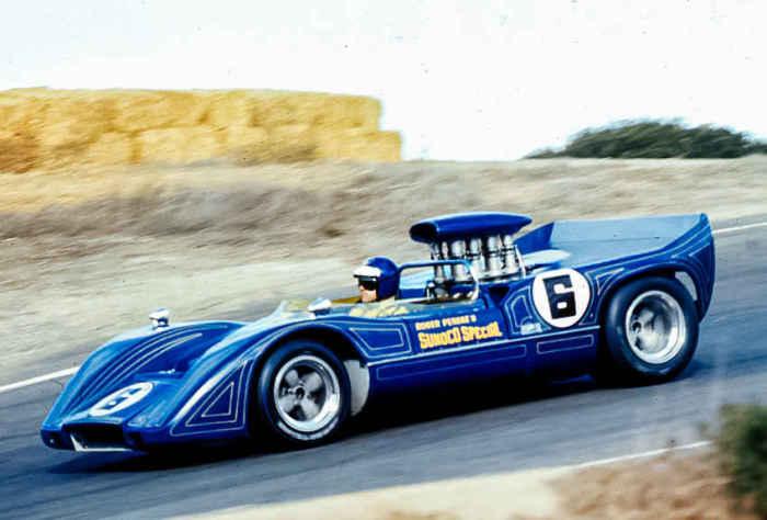 McLaren Mk6.