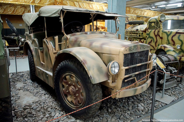 Самые удивительные машины времен Второй мировой войны.