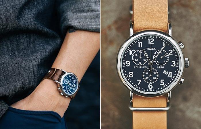 Часы - отличный подарок каждому человеку.