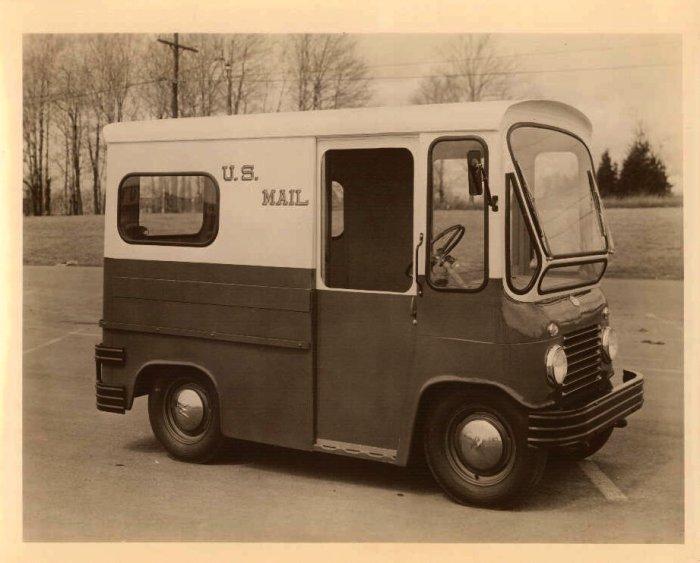Фургон-внедорожник.