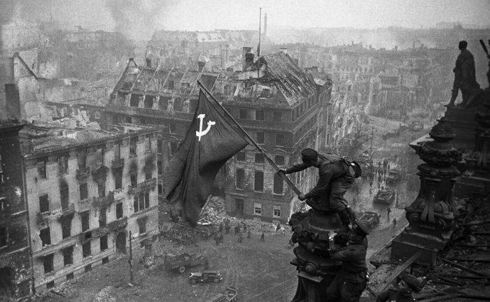 Победил бы СССР и без Ленд-лиза, однако ущерб стране и людские потери оказались бы больше. ¦ Фото: pastvu.com.