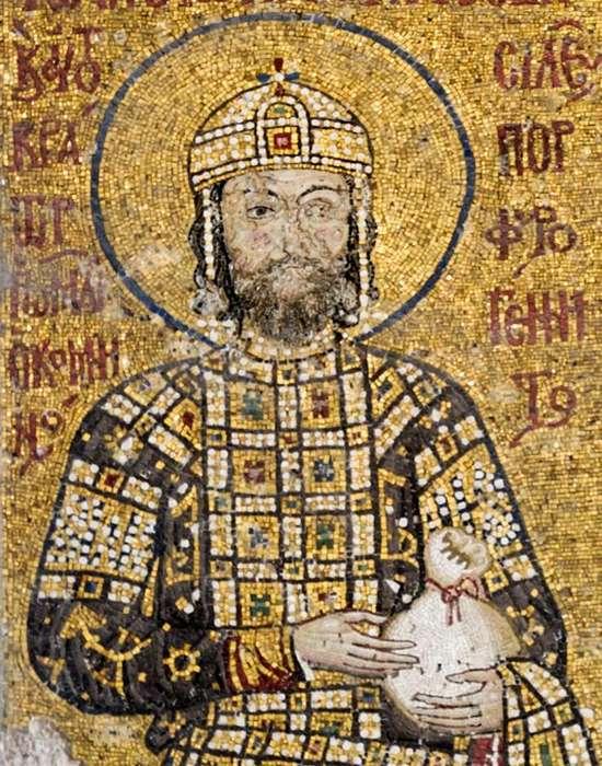 Мануил I Комнин.