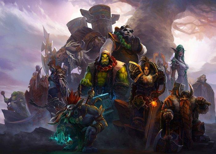 В Китае есть тематический парк World of Warcraft.