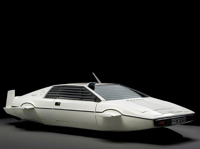 Lotus Esprit существует в единственном экземпляре.