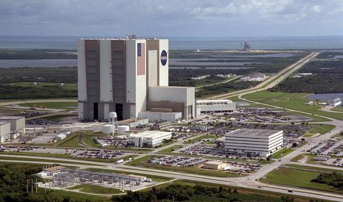 NASA: «Здание вертикальной сборки».