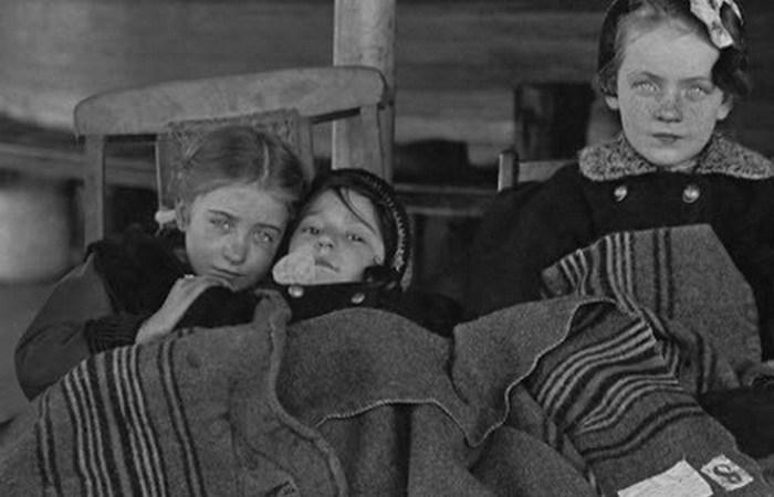 Дети - сироты были объектами вивисекции.