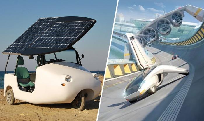 Технологии, которые изменят автомобили до неузнаваемости.