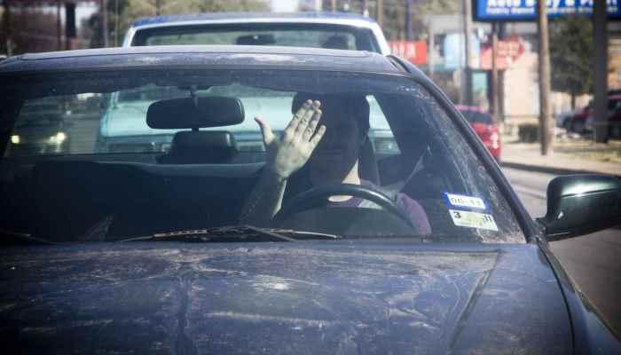 Полезные навыки вождения.