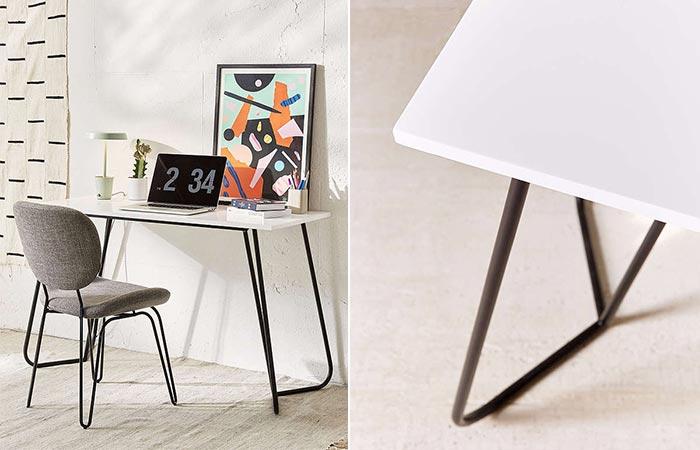 Удобный стол для работы дома.