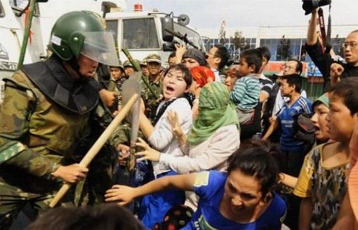 Региональная напряженность в Китае.