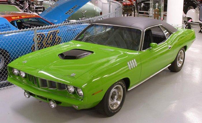 Plymouth Hemi 'Cuda.