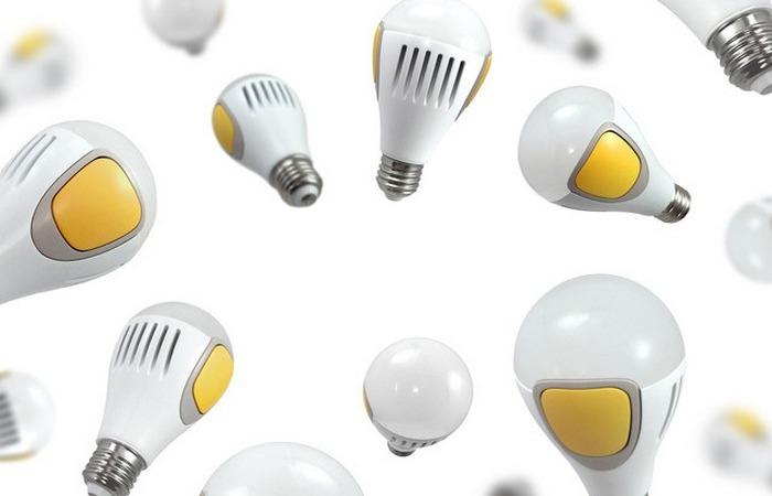Лампочка BEON - умное решение для безопасного дома.