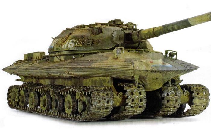 Советский тяжелый танк объект 279.