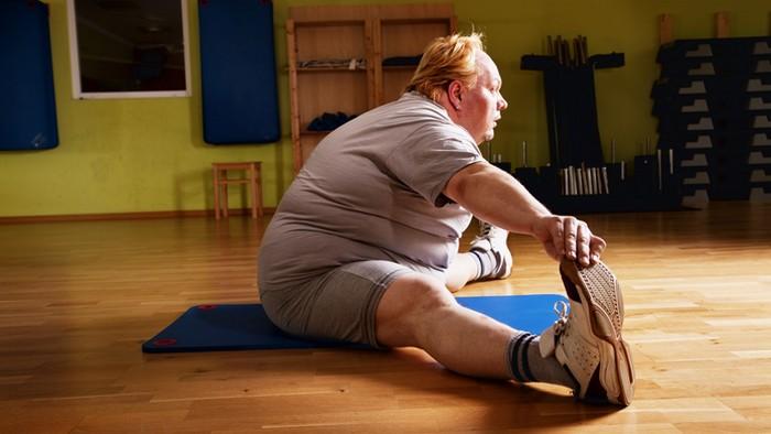 Упражнения не исправят нездоровую диету.