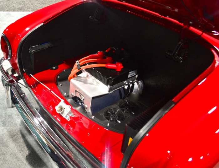 Новый двигатель, который работает как старый.