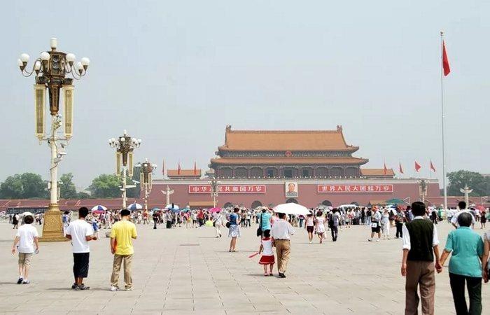 Эмиграция в Китае.