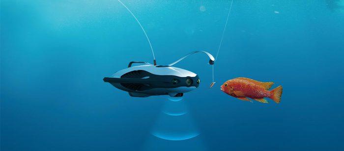 Наловит рыбы и развлечет.
