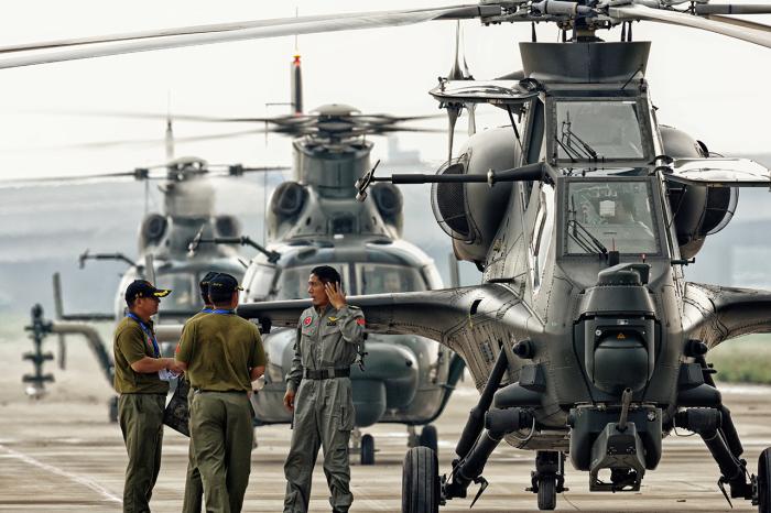 Лучший вертолет Китая.