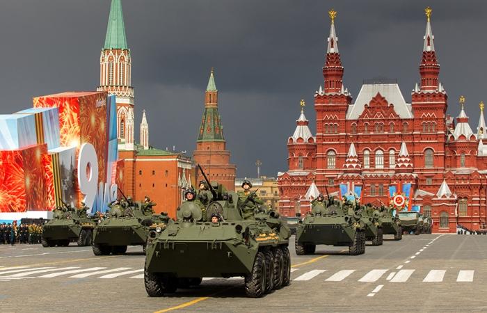 Что покажут на параде. Автор фото: Герасимов Игнат.
