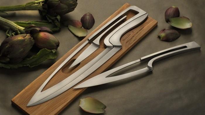 Ножи Фибоначчи для стильной готовки.